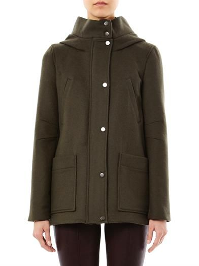 Freda Harriet unlined parka coat