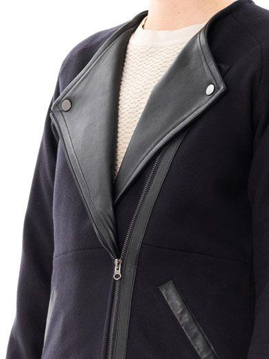 Freda Alexis wool coat