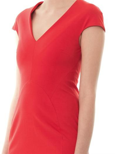 Freda Haifa stretch-cotton dress