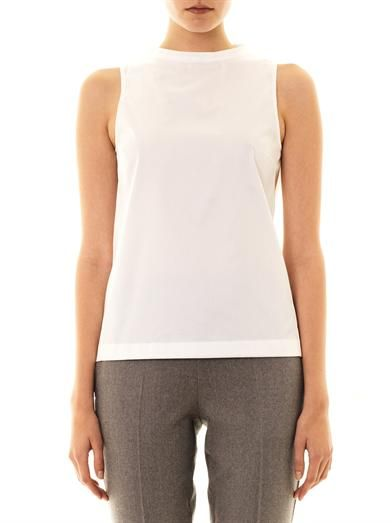 Freda Marlow sleeveless top