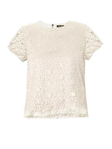 Freda Sofia lace top