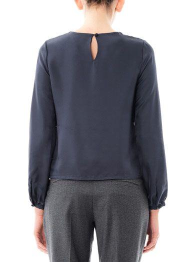 Freda Ella silk blouse