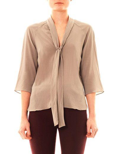 Freda Bene silk blouse