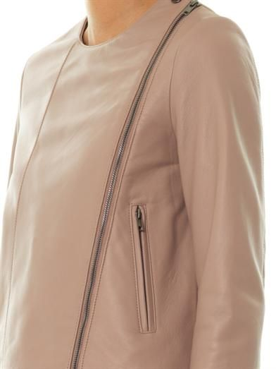 Freda Phoebe leather jacket