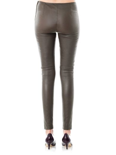 Freda Lexi leather leggings