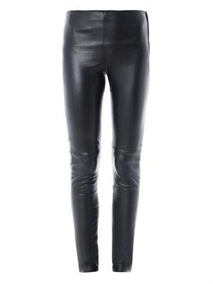 Lexi leather leggings