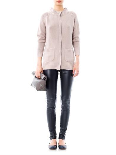 Freda Lexi leather leggings