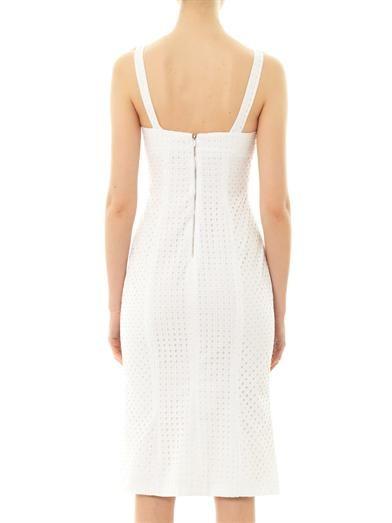 Freda Emilia broderie-anglaise dress