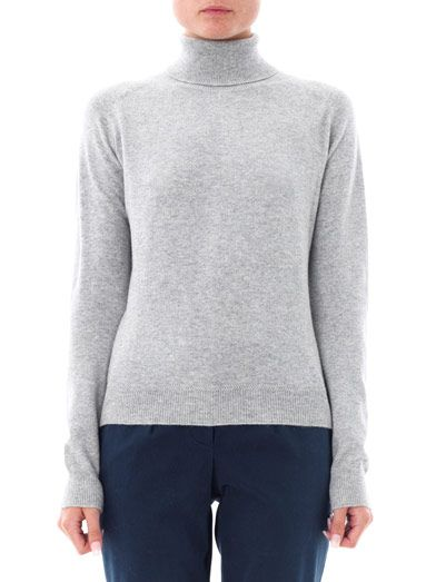 Freda Georgia roll-neck sweater