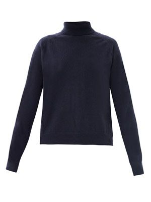 Georgia roll-neck sweater