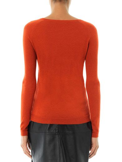 Freda Poppy crew-neck sweater