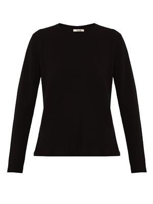 Darcy cashmere-knit sweater
