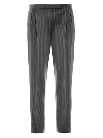 Freda Zoe wool tailored trousers