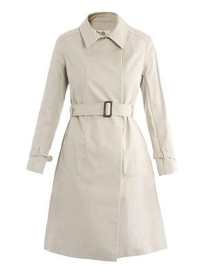 Matine trench coat