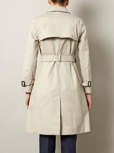 Freda Matine trench coat