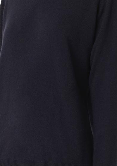 Freda Boat-neck cashmere-knit sweater