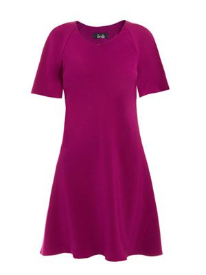 Gisele silk dress