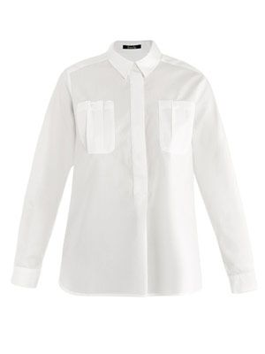 Ilia cotton shirt