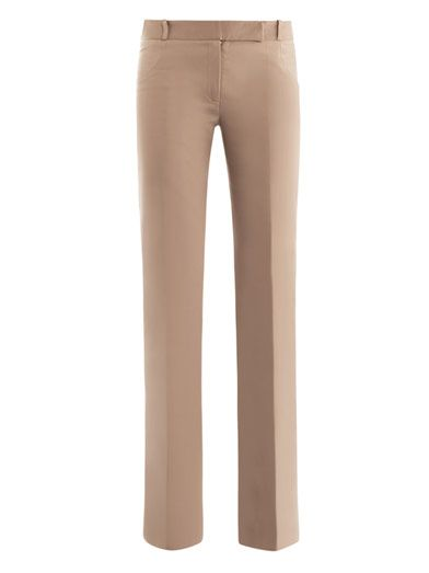 Freda Lea flared trousers