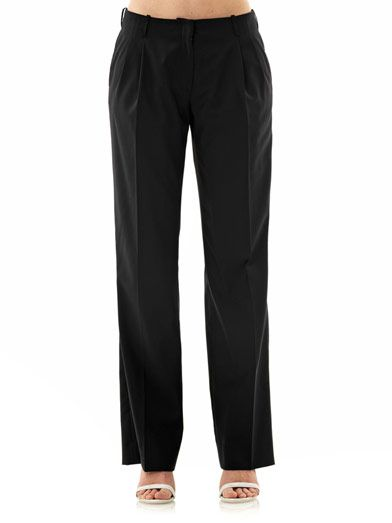 Freda Nel wool trousers