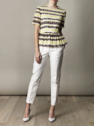 Freda Camelie trousers