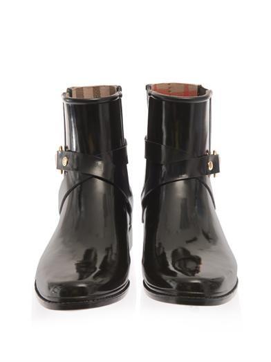 Burberry Brit Ackmar chelsea rain boots