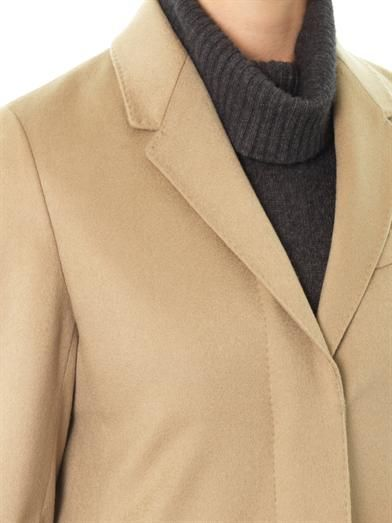 Burberry Prorsum Cashmere tailored coat