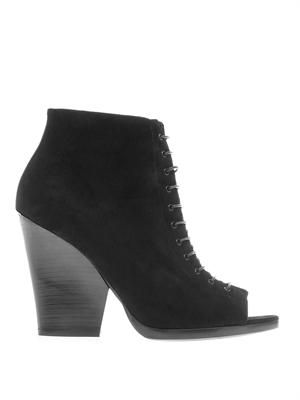 Virginia suede ankle boots