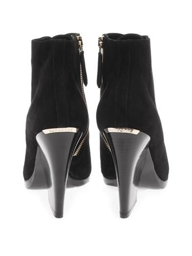 Burberry Prorsum Virginia suede ankle boots