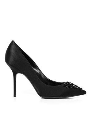 Ormelie satin pumps