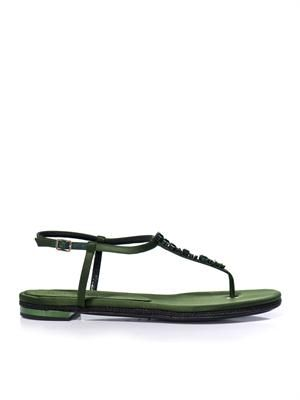 Woodpark gem sandals