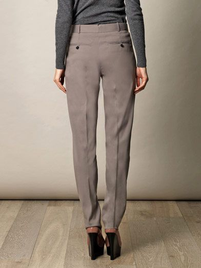 Burberry Prorsum Slim chino trousers