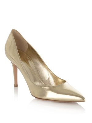 Specchio metallic shoes