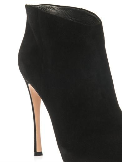 Gianvito Rossi Piombo ankle boots
