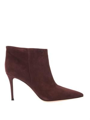 Stilo suede ankle boots