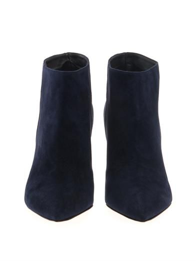 Gianvito Rossi Stilo suede ankle boots
