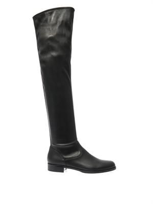 Sloan knee-high pull-on boots