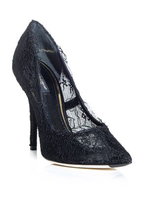 Bellucci lace shoes