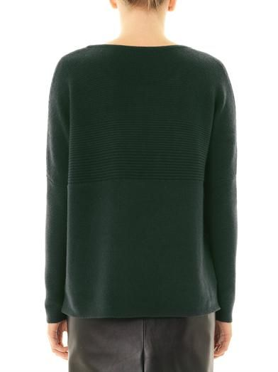 Helmut Lang Wool-angora sweater