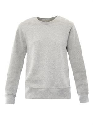 Cotton-jersey sweatshirt