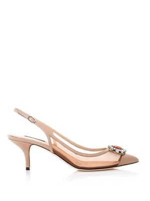 Bellucci point-toe pumps