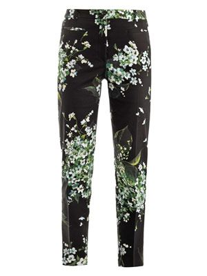 Lily of the Valley trousers