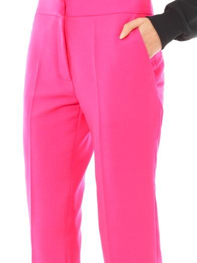 Sophie Hulme Tailored wool trousers