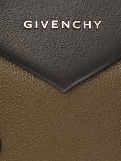 Givenchy Antigona tri-colour medium leather tote