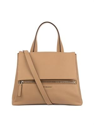 Pandora Pure Flap medium leather bag