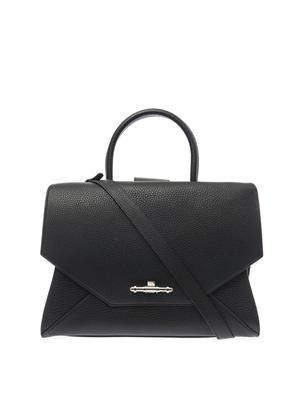 Obsedia medium leather tote