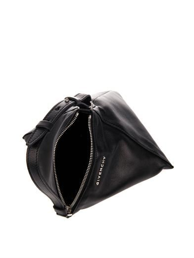 Givenchy Pyramid leather clutch