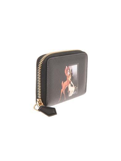 Givenchy Bambi-print cardholder