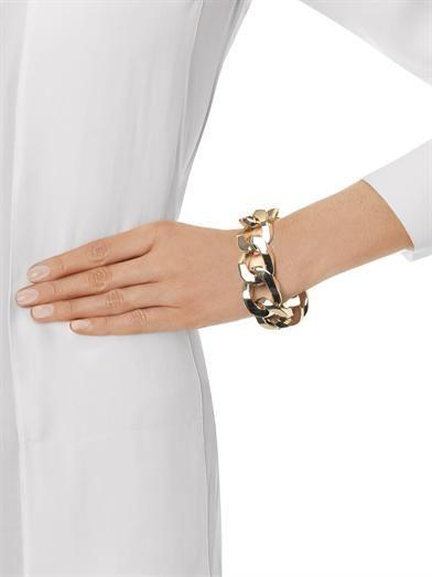 Givenchy Oversized chain bracelet