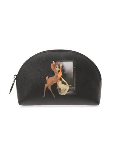 Givenchy Bambi-print make-up bag